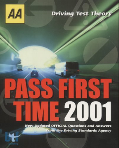 AA Pass First Time 2001