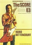 ヤングギター[ザ・スコア]03 ヌーノベッテンコート