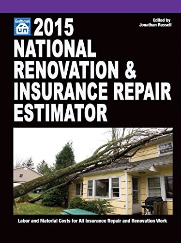 National Renovation & Insurance Repair Estimator 2015 (National Renovation and Insurance Repair Estimator) PDF