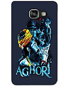 Samsung Galaxy A5 (2016) Back Cover Designer Hard Case Printed Cover