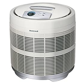 Honeywell 50250 99.97% Pure HEPA Round Air Purifier