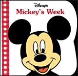 Mickey's Week (0736400494) by RH Disney