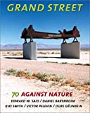 cover of Grand Street #70: Against Nature