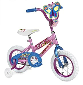 Huffy Girls' So Sweet 12 - Inch Bike