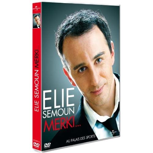 [FS] [US] Elie Semoun : Merki [DVDRiP-FR]