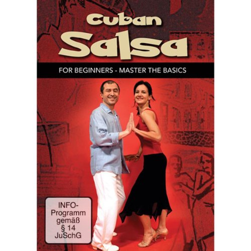 CUBAN SALSA FOR BEGINNERS [IMPORT ANGLAIS] (IMPORT) (DVD)