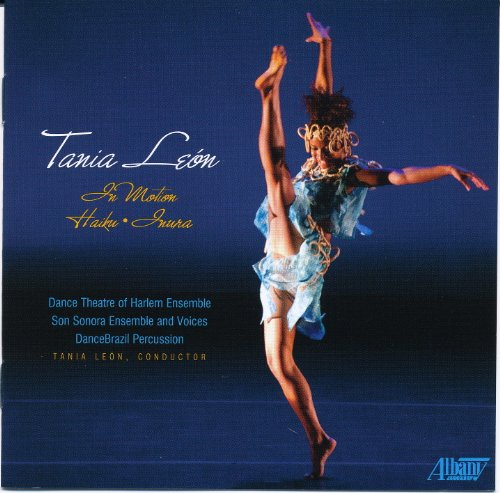 Buy Tania León: In Motion From amazon
