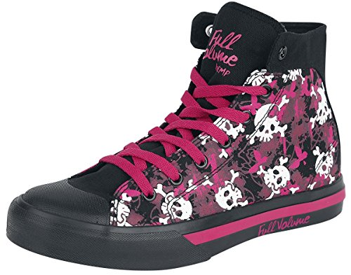 Full Volume by EMP Skulls Sneaker Scarpe nero EU41