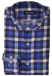 Edinwolf Men's Formal Shirt (EDFR708_42, Multi-Coloured, 42)