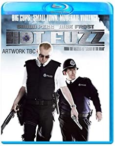 Hot Fuzz [Blu-ray] [Import anglais]