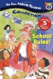 All Aboard Reading Station Stop 2 Collection: School Rules! (0448433362) by Herman, Gail