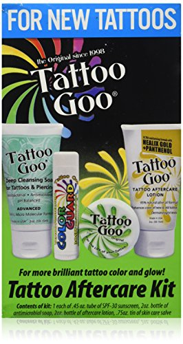 Tattoo goo aftercare kit version xl new formula business for Tattoo goo where to buy