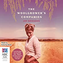 The Woolgrower's Companion Audiobook by Joy Rhoades Narrated by Edwina Wren