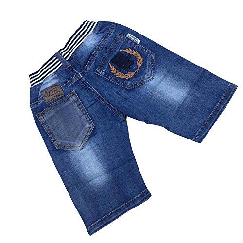 zier-kind-jungen-jean-denim-beilaufige-hose-elastisch-verstellbarer-bund-mit-gummizug-new-desig-b334