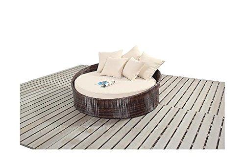 Sydney Rustikal Garten Möbel klein Sofa jetzt bestellen