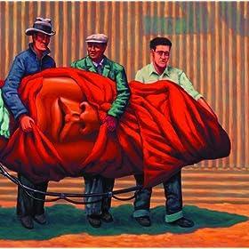 曲のイメージをカバー Asilos Magdalena によって The Mars Volta
