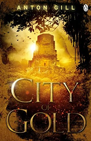 book cover of City of Gold