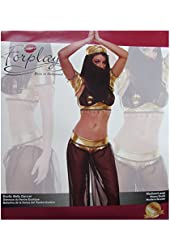 Forplay Womens 'Exotic Belly Dancer' Halloween Costume