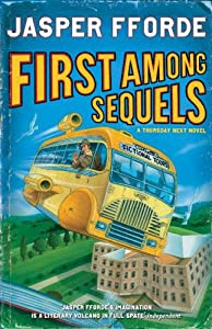 Cover of &quot;First Among Sequels&quot;