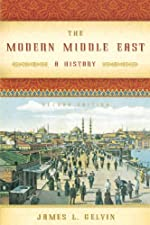 The Modern Middle East A History by James L. Gelvin