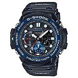 Casio G-Shock Master of G Smoke Dial Resin Quartz Men's Watch GN1000B-1A (Color: Black)