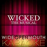 """One Short Day (From the Musical """"Wicked"""") [Instrumental Version] [Original Broadway cast of Wicked]"""