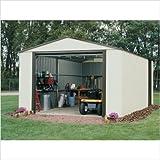 Arrow Vinyl Utility Storage Building - 12ft.