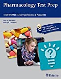 img - for Pharmacology Test Prep: 1500 USMLE-Style Questions & Answers book / textbook / text book