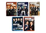 Boston Legal Season 1-5 Complete Collection