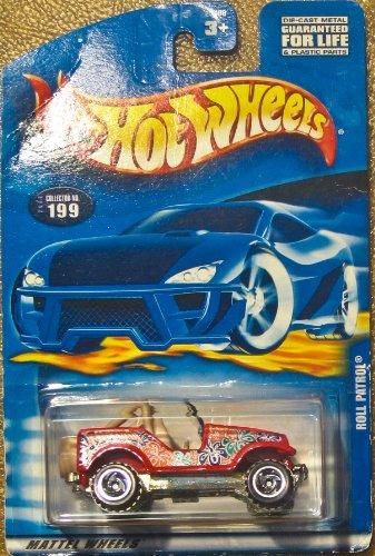 Hot Wheels ROLL PATROL 2000 #199 - 1