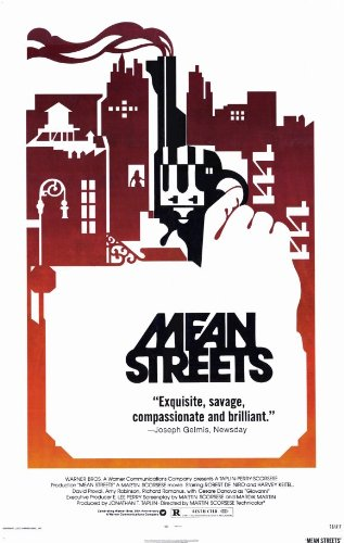 Mean Streets Cover