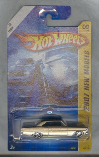 Hot Wheels 2007-09 of 36 '66 Chevy Nova NEW Models 1966 1:64 Scale