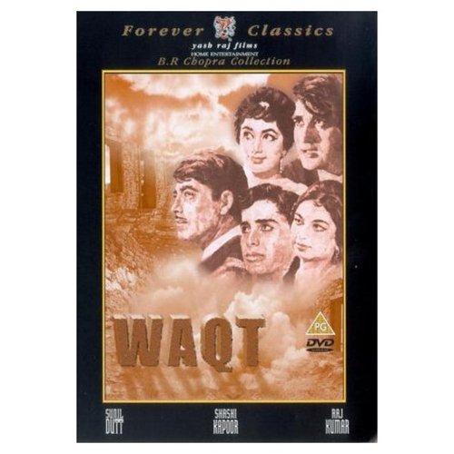 Waqt (1965) (Hindi Film / Bollywood Movie / Indian Cinema DVD)