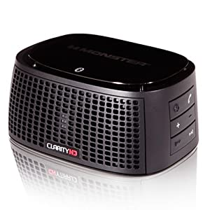 Monster Clarity HD High Performance Bluetooth Speaker