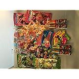 Party Mix, für den Kindergeburtstag, als Schultütenfüllung oder als Füllung einer Pinata, 100 Teile