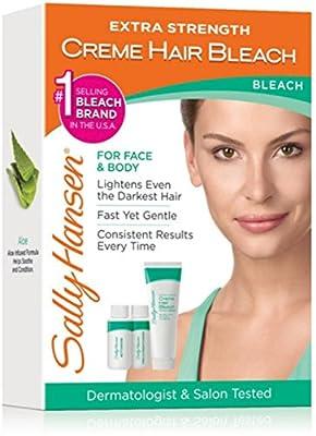 Sally Hansen Extra Strength Creme Hair Bleach, 1 kit