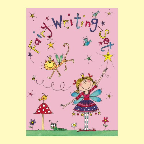 Rachel Ellen Writing Sets - Fairy