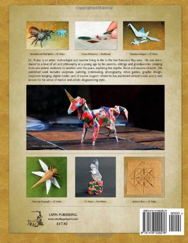 Creating Origami: An Exploration into the Process of Designing Paper Sculpture