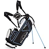 Sun Mountain Golf 2014 Four5 Stand Bag Black/White/Surf