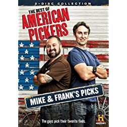 American Pickers: Mike & Franks Picks