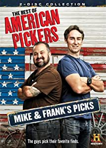 American Pickers: Mike & Franks Picks [Import]