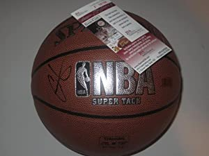 Carmelo Anthony New York Knicks Signed Autographed Basketball Authentic Certified Jsa...