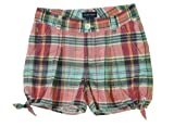 Ralph Lauren Girl's Plaid Shorts