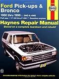 Ford Pickup & Bronco