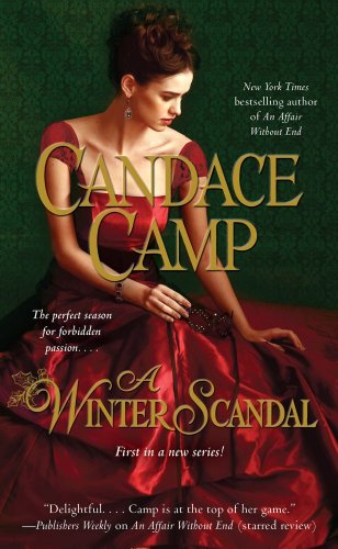 A Winter Scandal (Legend of St. Dwynwen) by Candace Camp
