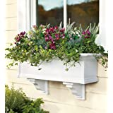 4 Foot Yorkshire Easy Care Self Watering Planter