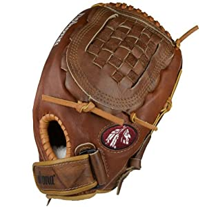 Nokona Buckaroo Fastpitch BKF-1250C Softball Glove 12.5 inch (Right Handed Throw)