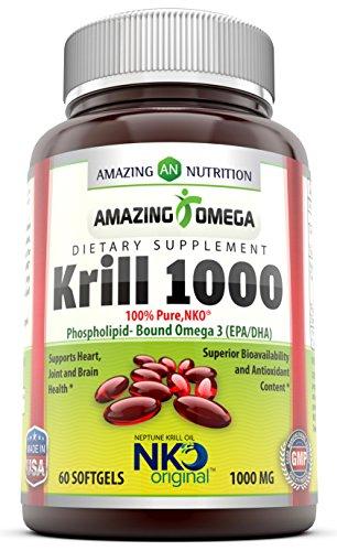 Nutrition étonnant - NKO® huile de krill
