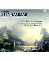 Stenhammar : Symphonies et concertos pour piano