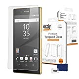 Orzly® - Premium Tempered Glass Screen Protector For SONY XPERIA Z5 PREMIUM SmartPhone (2015 Largest Version Of...